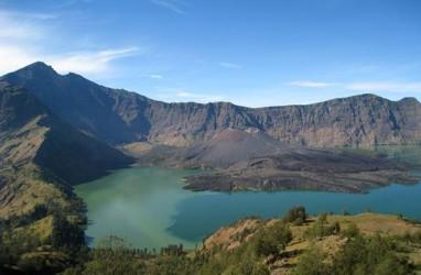 Unesco Tetapkan Kawasan Gunung Rinjani Geopark Dunia
