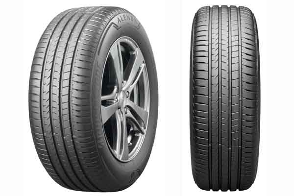 Bridgestone Alenza 001A.  - Bridgestone