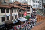 Ditopang Penjualan Ritel, Ekonomi China Kuartal I/2018 Tetap Kuat