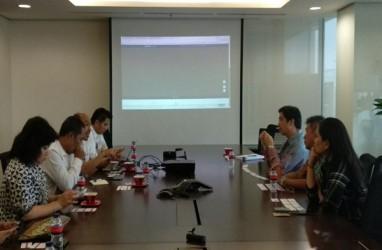 Bisnis Indonesia Kunjungi DBS Indonesia