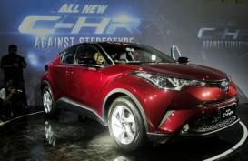 Kuartal I/2018: Penjualan Toyota Turun 21,17%