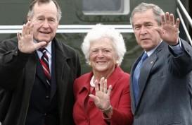 Barbara Bush, Ibunda George W. Bush, Meninggal Dunia