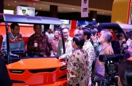 IIMS 2018 : Jokowi Kunjungi Booth Kiat Mahesa Wintor