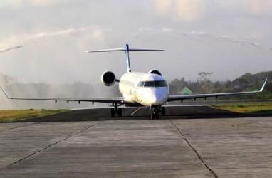 Soni Sumarsono Resmikan Penerbangan Makassar-Selayar, Minta Pacu Pariwisata