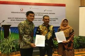 Nusantara Regas Kembangkan Offloading LNG Skala Kecil