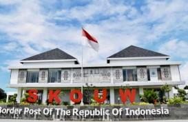 Progres Pengembangan Zona Sub Inti dan Pendukung PLBN Skouw Mencapai 82 %