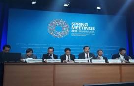 LAPORAN DARI WASHINGTON : IMFC Fokus Redam Ketegangan Perdagangan
