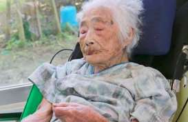 Orang Tertua di Dunia Meninggal di Usia 117 Tahun