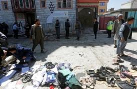 Bom Bunuh Diri Kembali Guncang Kabul, ISIS Klaim Bertanggung Jawab