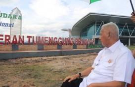Operasional Bandara APT Pranoto Pacu Ekonomi Kaltim?