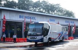 Hino Operasikan Service Point di Terminal Tirtonadi Surakarta