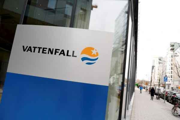 Vattenfall  - Reuters