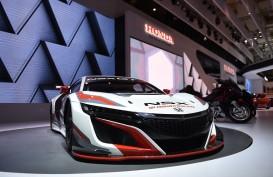 IIMS 2018: Mobil Balap Honda NSX GT3 Sedot Perhatian Pengunjung
