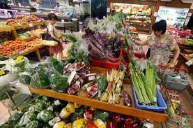Konsumsi Sayuran dan Buah Warga Indonesia di Bawah…