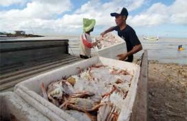 Nelayan Rajungan Demak Terima Bantuan Alat Tangkap