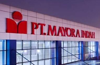 Modal Kerja, Mayora Indah (MYOR) Emisi Obligasi Rp500 Miliar