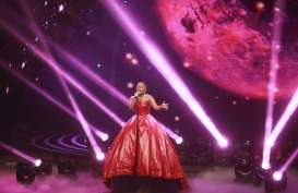Maria Indonesian Idol Bikin Anggun C Sasmi Merinding