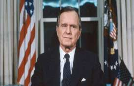 Mantan Presiden AS, George Bush, Dirawat