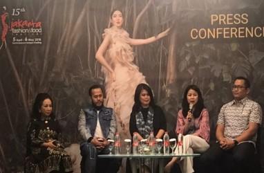 """Usung Tema Batik di JF3 2018, Danar Hadi Hadirkan Koleksi """"Colorful Chic Stripes"""""""