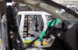 Kuartal I 2018: Produksi Mobil Tumbuh 3,93%