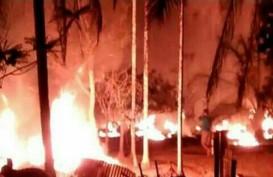 Kebakaran Sumur Migas di Aceh, Ini Penjelasan Pertamina EP