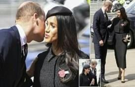 Begini Hangatnya Hubungan Pangeran William dan Calon Adik Iparnya, Meghan Markle