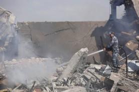 Tim Pencari Fakta Senjata Kimia Datangi Lagi Suriah