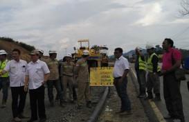 Panglima TNI dan Kapolri Tinjau Perbatasan Indonesia-Malaysia
