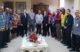 Bertemu Dubes Solomon, Olly Lobi Pertemuan Negara Pasifik di Sulut