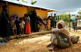 120.000 Orang Pengungsi Rohingnya di Bangladesh Terancam