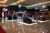 Kymco Siap Main Skutik 550 cc di Indonesia