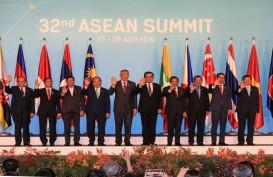 KTT Asean Percepat Kemitraan Perdagangan Bebas