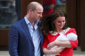 Mengapa William-Kate Memilih 'Louis' Untuk Nama Anak…