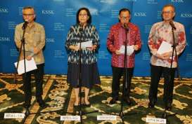 KSSK: Sistem Keuangan Indonesia Stabil dan Terkendali