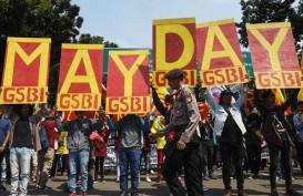Serikat Buruh Sejahtera Indonesia Belum Tentukan Akan Merapat Kemana