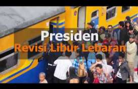 KABAR PASAR 2 MEI: Presiden Revisi Libur Lebaran, Ekonomi Membaik Hingga Akhir Tahun