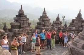 Dalam Sebulan, 1,36 Juta Turis Asing Pelesiran ke…