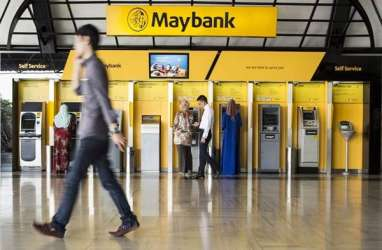 Laba UUS Maybank Melemah pada Kuartal I/2018