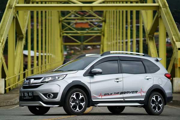 Honda BR-V. - Bisnis.com