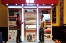 Rilis Varian Baru, LG Perkuat Pasar AC Inverter Surabaya