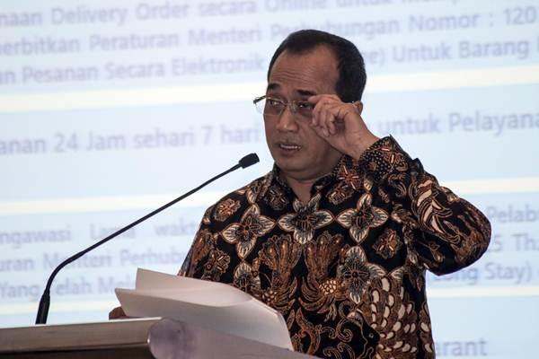 Menteri Perhubungan Budi Karya Sumadi. - JIBI/Felix Jody Kinarwan