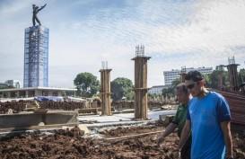 Sandi Lari Pagi Bersama Finalis Abang None Jakarta