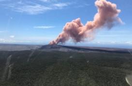 Hawaii Diguncang Serangkaian Gempa