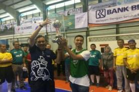 28 Tim Bertanding dalam Turnamen Futsal IA-ITB 2018