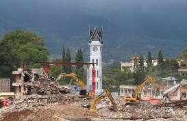 Pascakebakaran, Pasar Atas Bukittinggi Akan Dibangun Mulai Semester II/2018