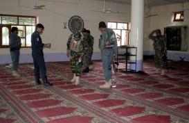 Bom di Masjid Afganistan Tewaskan 17 Orang