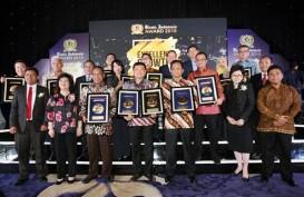 13 Perusahaan ini Terpilih sebagai Emiten Terbaik Bisnis Indonesia Award 2018
