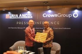 PT Pembangunan Jaya Ancol Gandeng Crown Group Garap…
