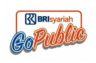 BRI Syariah (BRIS) Catatkan Saham Perdana di BEI