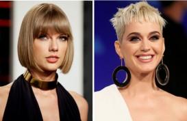 Katy Perry dan Taylor Swift Akhirnya Berbaikan